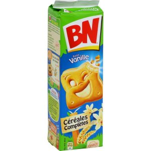 French Biscuit BN Vanilla My French grocery