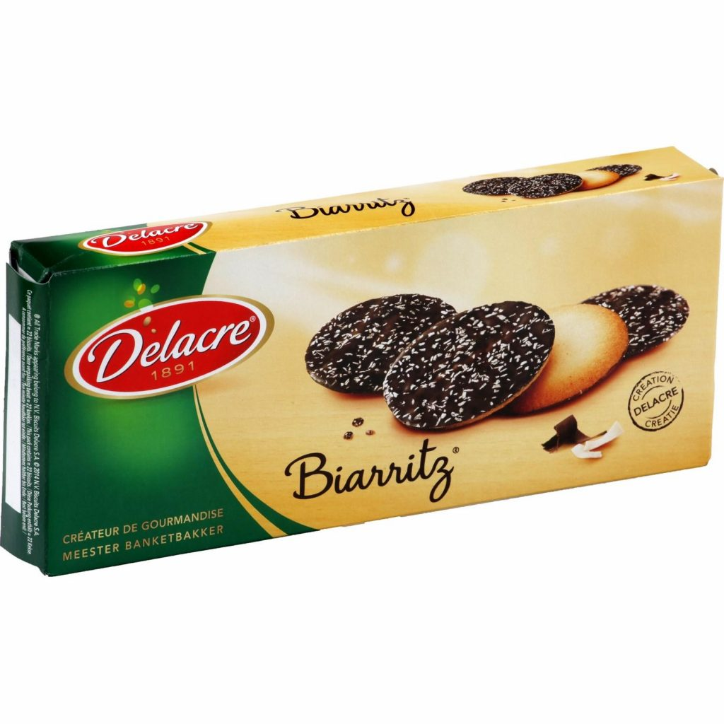 French cakes by Delacre My French grocery