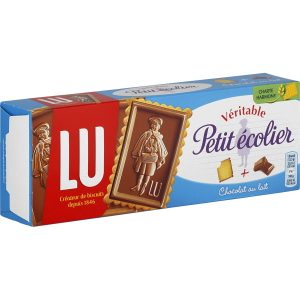 "French Biscuit ""Petit Ecolier"" by LU My French grocery"