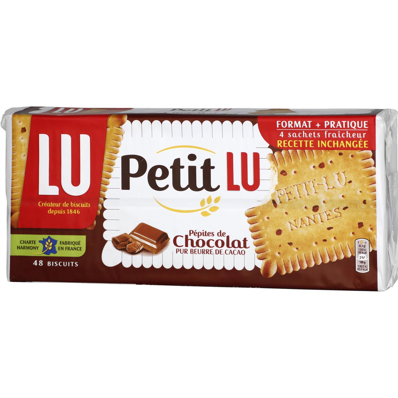 Petit Lu Schokoladenkekse   Online Kaufen   My French Grocery