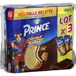 "French Biscuit ""Prince de Lu"" by LU My French grocery"