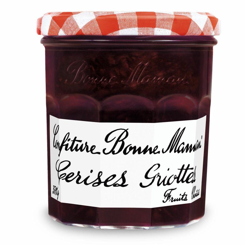 French Cherry Jam - My French Grocery