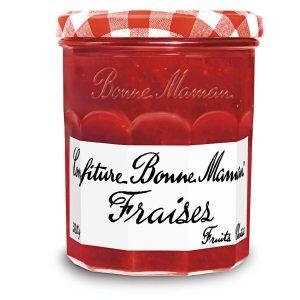 French Strawberry Jam - My French Grocery