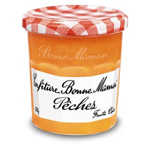 French Peach Jam - My French Grocery
