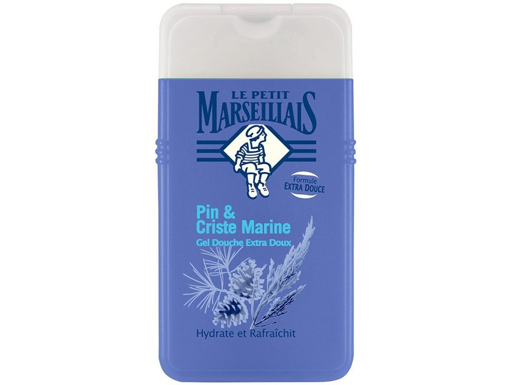 "French Shower gel ""Petit Marseillais"" - My french grocery"