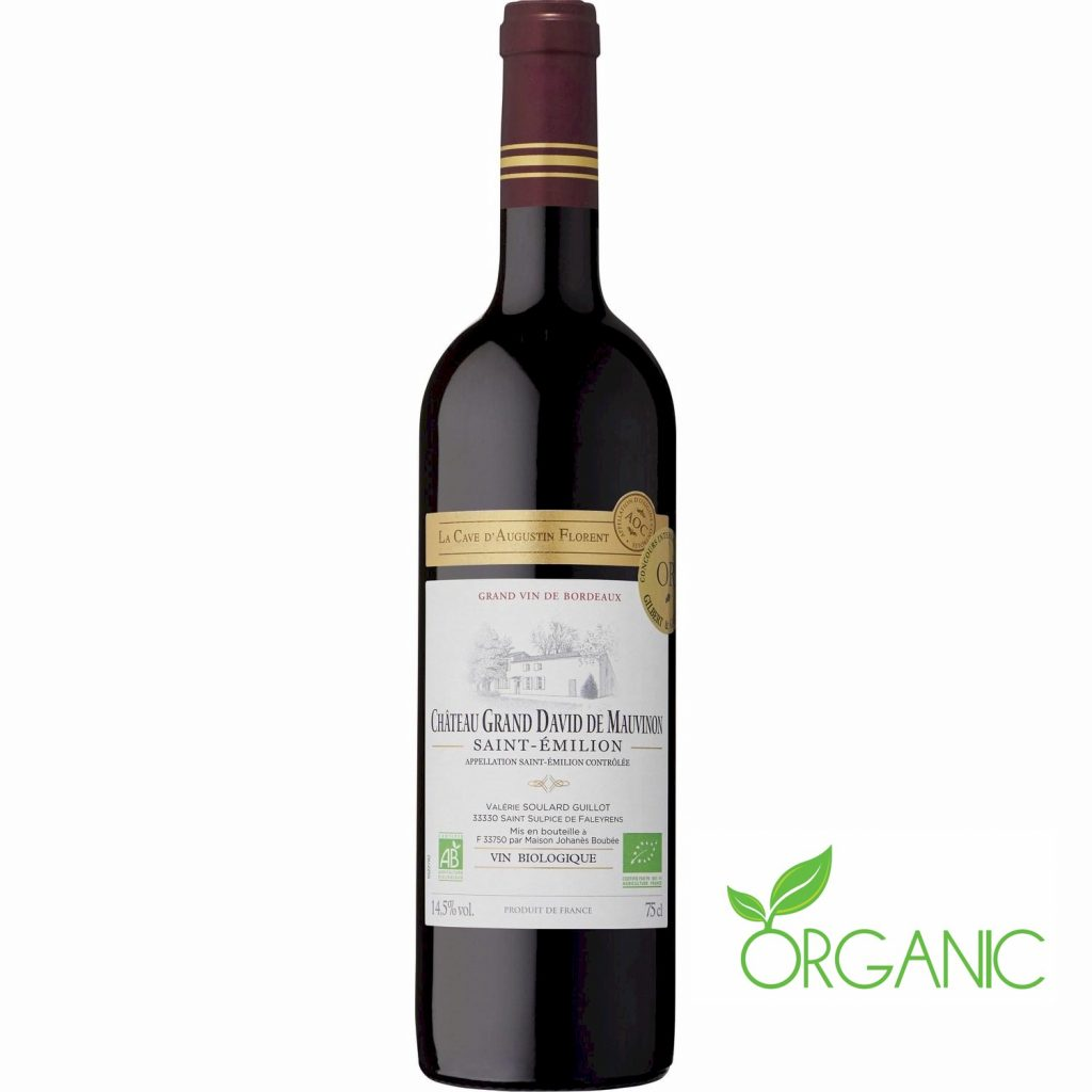 French red wine - My french Grocery - GRAND DAVID