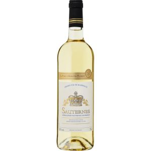 French white wine - My french Grocery - SAUTERNES