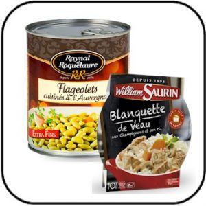 Tinned Products & Ready Meals