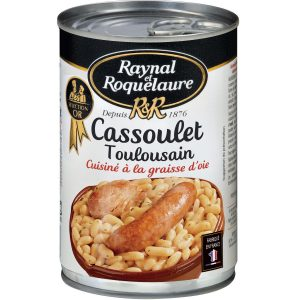Cassoulet Toulousain Raynal & Roquelaure - My French Grocery