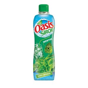 Jarabe De Menta Oasis