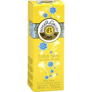 Eau Parfumée Lotus Bleu Roger & Gallet - My French Grocery