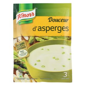 Soupe Douceur D'Asperges Knorr - My French Grocery