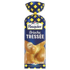 Brioche Tressée Nature Pasquier - My French Grocery