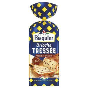 Brioche Tressée Chocolat Pasquier - My French Grocery