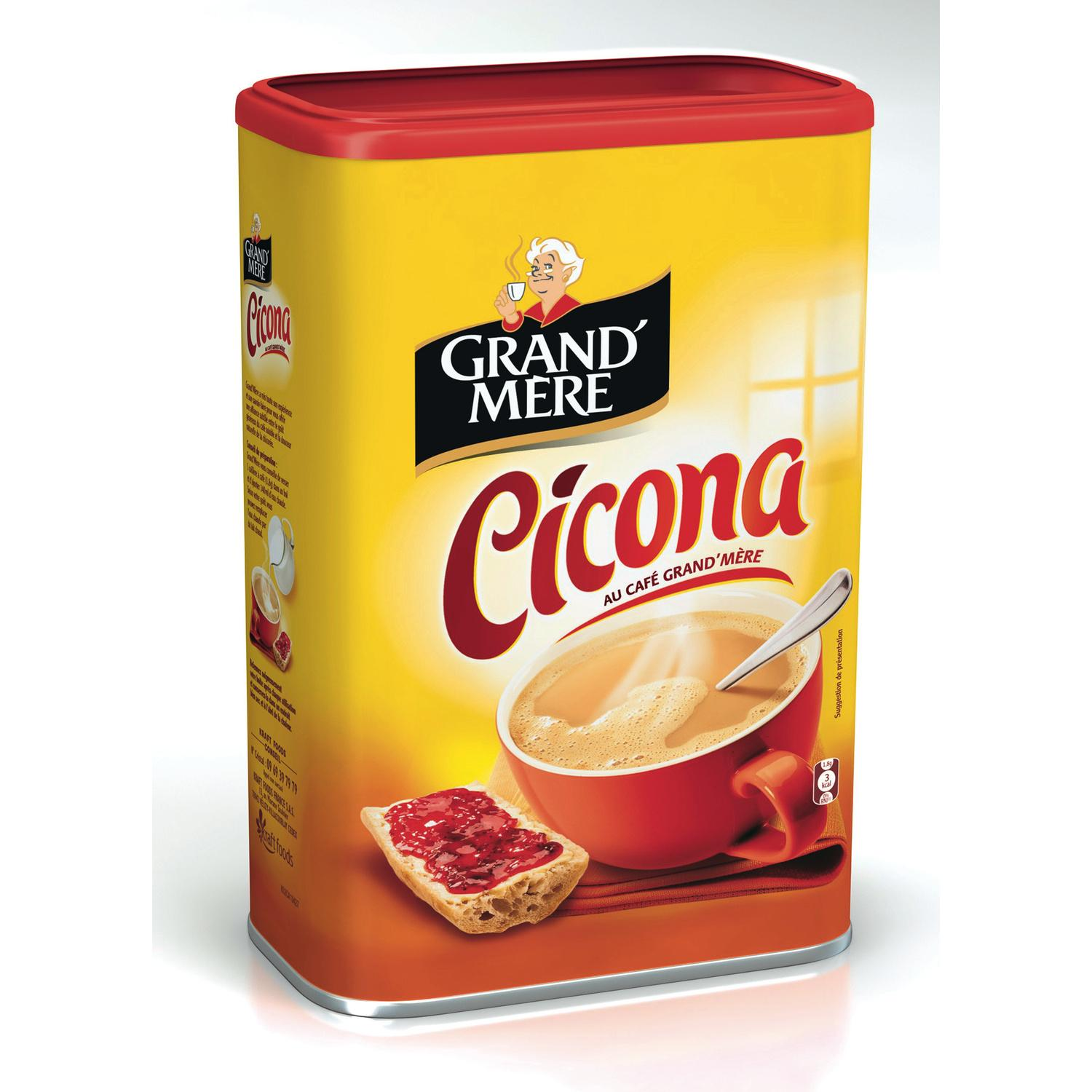 Chicoree Coffee Grand Mère My French Grocery
