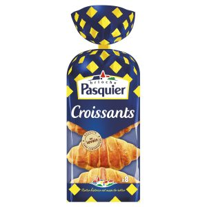 Croissants Nature Pasquier - My French Grocery