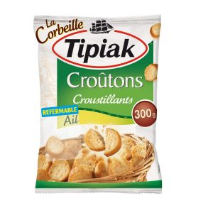 Croûtons A L'Ail Tipiak - My French Grocery