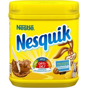 Chocolat En Poudre Nesquick - My French Grocery