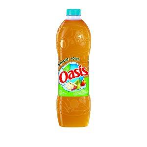 Bebida De Manzana y Pera Oasis