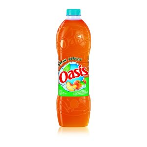 Bebida De Fruta De Melocotón y Albaricoque Oasis