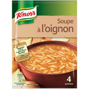 Soupe A L'Oignon Knorr - My French Grocery