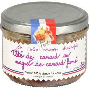 Pâté Au Magret de Canard Lucien Georgelin - My French Grocery