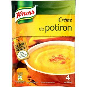 Sopa De Calabaza Deshidratada Knorr