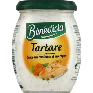 Sauce Tartare Bénédicta - My French Grocery