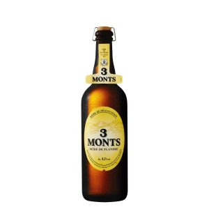 Bière Blonde Trois Monts - My French Grocery