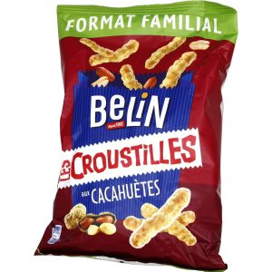 Belin Croustilles Cacahuètes- My French Grocery