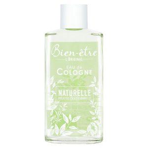 Eau de Cologne Naturelle Bien-être - My French Grocery