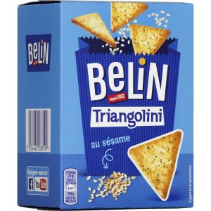 Biscuit Apéritif Triangolini Belin- My French Grocery