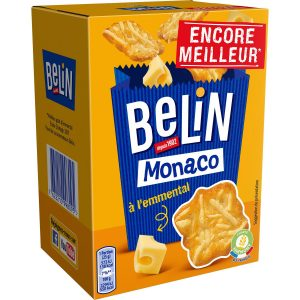 Biscuit Apéritif Monaco Belin- My French Grocery