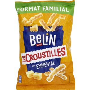 Belin Croustilles Emmental- My French Grocery