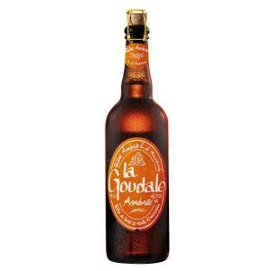 Bière Ambrée La Goudale - My French Grocery
