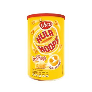 Biscuits Au Fromage Hula Hoops Vico - My French Grocery