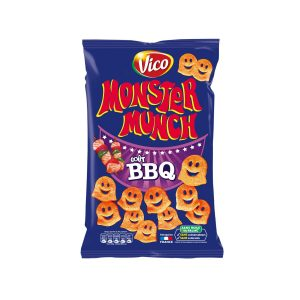 Monster Munch Goût Barbecue - My French Grocery