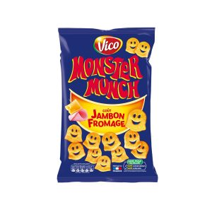 Monster Munch Goût Jambon & Fromage