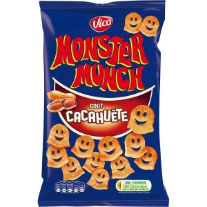 Chips Monster Munch Cacahuète - My French Grocery