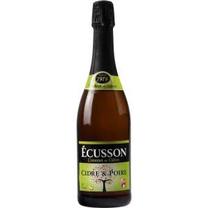 Cidre & Poire De Normandie Ecusson - My French Grocery