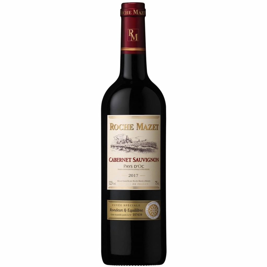 Roche Mazet Cabernet Sauvignon - My French Grocery