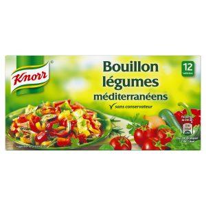 Bouillon De Légumes Méditerranéens Knorr- My French Grocery