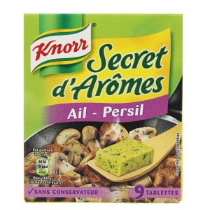 Secret d'Arômes Ail-Persil Knorr - My French Grocery