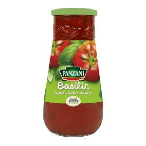 Sauce Tomate Basilic Panzani XL - My French Grocery