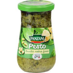 Sauce Pesto Panzani - My French Grocery