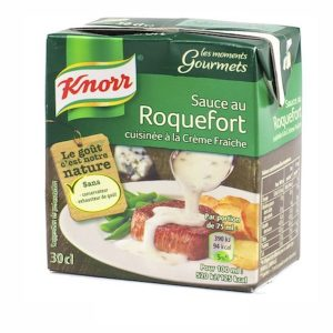 Sauce Roquefort Knorr- My French Grocery