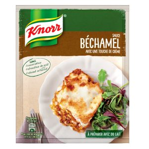 Sauce Bechamel Knorr- My French Grocery