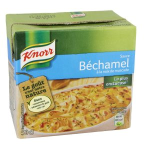 Sauce Béchamel Knorr - My French Grocery