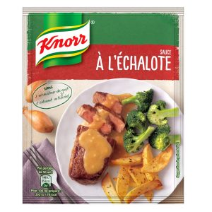 Sauce Échalote Knorr - My French Grocery