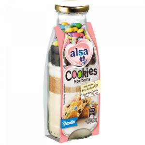 Alsa Candy Cookies Mix